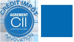 Logo crédit d'impôt CII et CIR