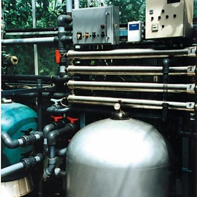 traitement de l'eau par ultraviolet agriculture