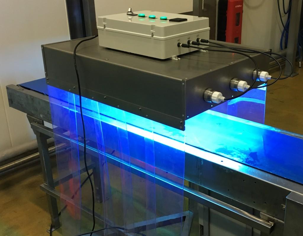 traitement des surfaces en milieu pharmaceutique, mécical et chimique