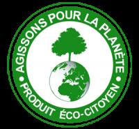 Logo Produit-Eco-citoyen-agissons-pour-la-planete Traitement par photocatalyse