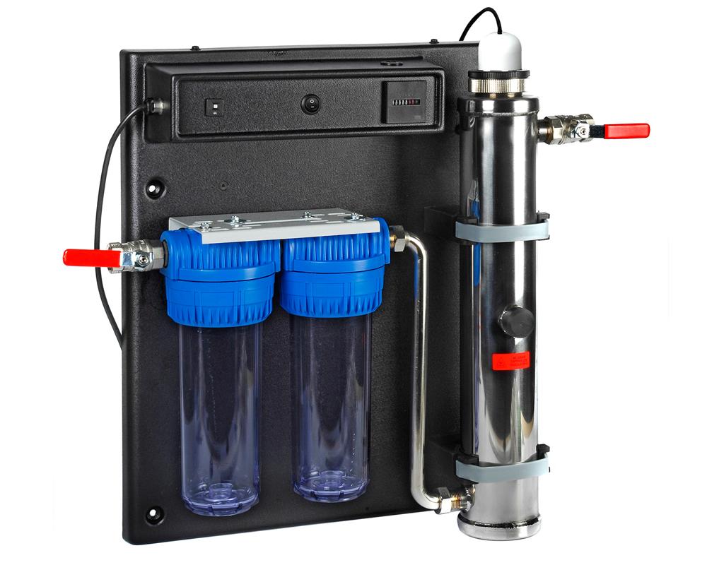 Potabilisation et traitement des eaux brutes