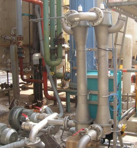 traitement de l'air en milieu professionnel industriel