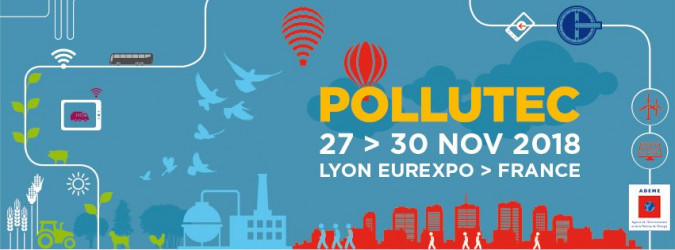 Uv rer au salon Pollutec