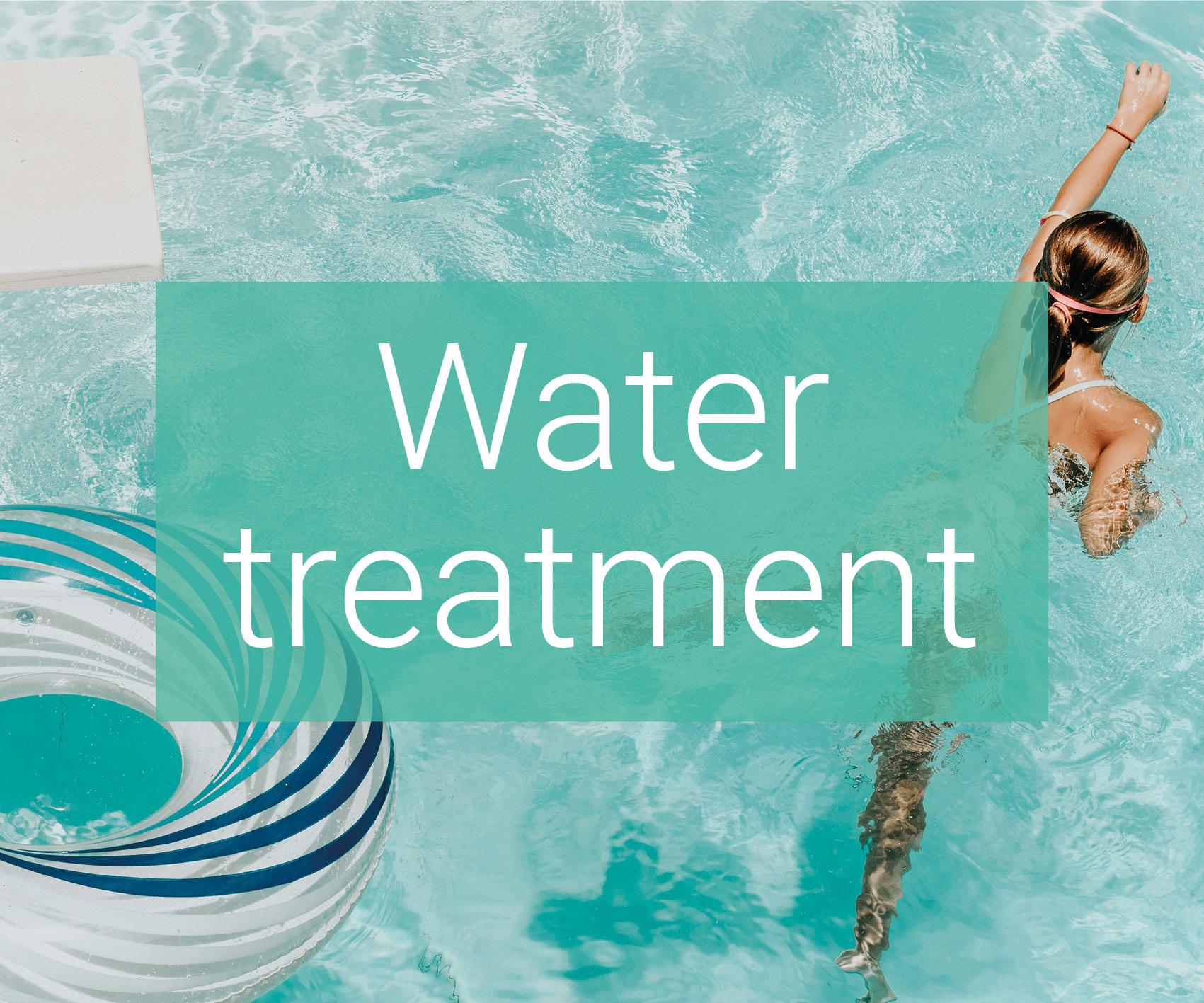 UV treatment water