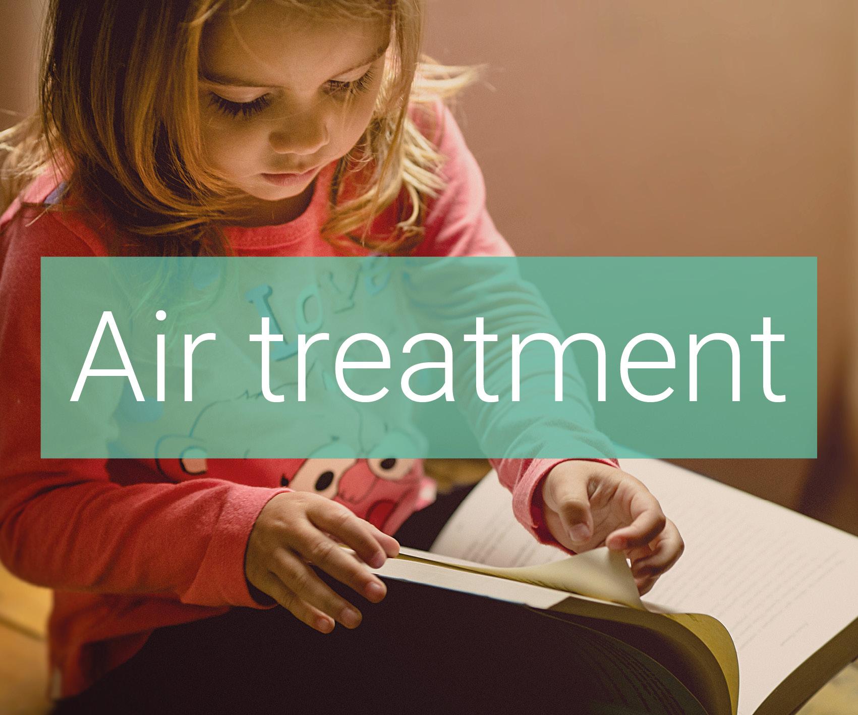 UV treatment air