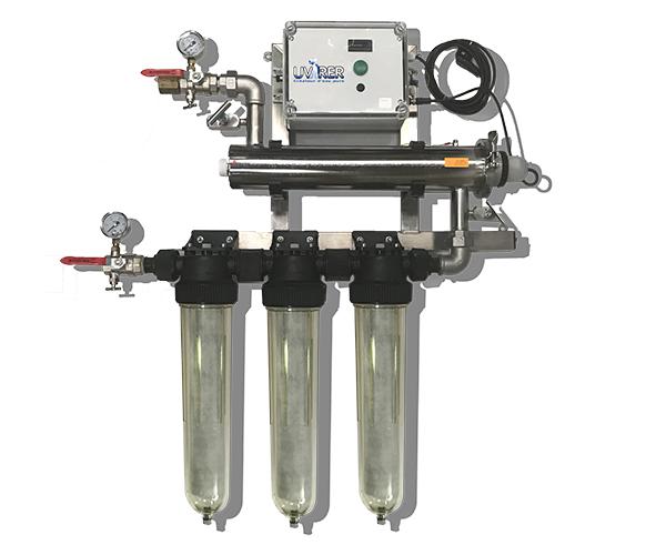 Produits eau Station Fromagerie