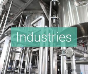 applications eau industries
